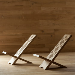 I Massivi | DMF/007 Long chair | Stools / Benches | Itlas