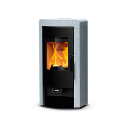 Nex | with soapstone | Wood burning stoves | Rika