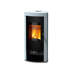 Sol | with soapstone | Wood burning stoves | Rika