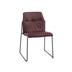 Haddoc Junior | Visitors chairs / Side chairs | Johanson