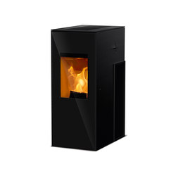 Cooper | black | Wood burning stoves | Rika