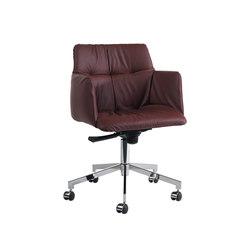 Haddoc Oyster | Task chairs | Johanson