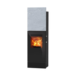 Impera XL | with soapstone casing | Wood burning stoves | Rika
