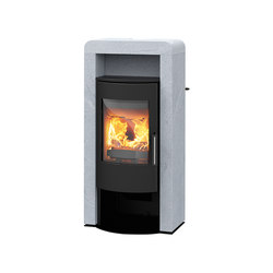 Tura |  with soapstone casing | Wood burning stoves | Rika