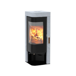 Jazz | with soapstone casing | Wood burning stoves | Rika