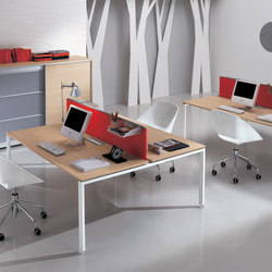 Pegaso | Systèmes de tables de bureau | ALEA