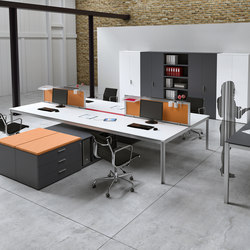 Zefiro .sys | Desking systems | ALEA