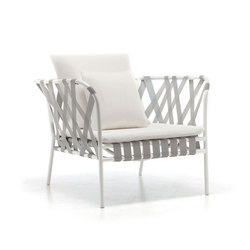 InOut 851 | Garden armchairs | Gervasoni