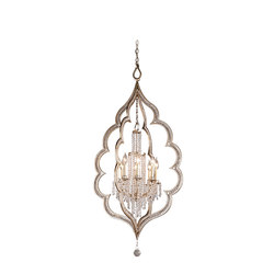 Bijoux | Ceiling suspended chandeliers | Corbett Lighting