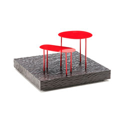 M+R | Side tables | Living Divani