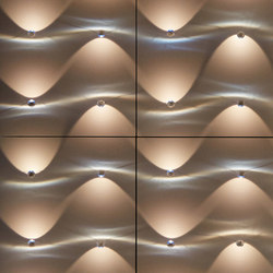 Luminous walls | Wall decoration