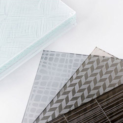 C1 Collection | Decorative glass | Carvart