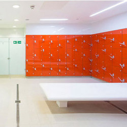 Lockers | Taquillas / casilleros | Carvart