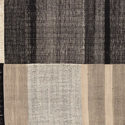 Tres Black | Formatteppiche | Nanimarquina