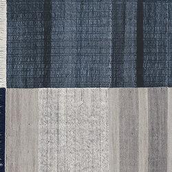 Tres Blue | Alfombras / Alfombras de diseño | Nanimarquina