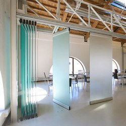 Movable Partitions | Pareti divisorie | Carvart