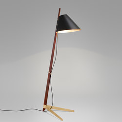 Billy BL Floor Lamp Ilse Crawford Edition | General lighting | J.T. Kalmar GmbH