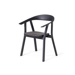 Rhomb chair | Sedie ristorante | Prostoria