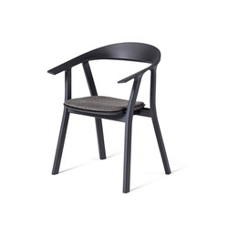 Rhomb chair with cushion | Sillas para restaurantes | Prostoria