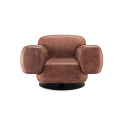 Bulldog | Lounge chairs | Loook Industries
