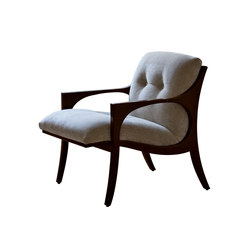 Bridge Armchair Philipp Selva | Lounge chairs | Selva