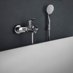 Spot Vasca Cromo | Grifería para bañeras | Fima Carlo Frattini