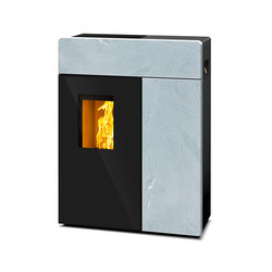 Domo | with soapstone casing | Soapstone stoves | Rika