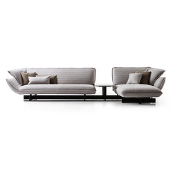 550 Beam Sofa System | Loungesofas | Cassina