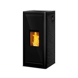 Sumo | slate black | Pellet burning stoves | Rika