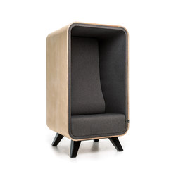 The Box Lounger | Lounge-Arbeits-Sitzmöbel | Loook Industries