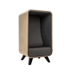 The Box Lounger | Mobiliario de trabajo / lounge | Loook Industries