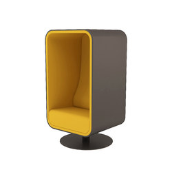 The Box Lounger | Sedute lounge da lavoro | Loook Industries
