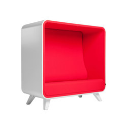 The Box Sofa | Mobiliario de trabajo / lounge | Loook Industries