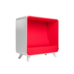 The Box Sofa | Sedute lounge da lavoro | Loook Industries