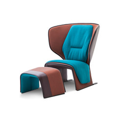 570 Gender | Poltrone lounge | Cassina