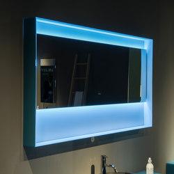 Dama | Specchi da parete | Artelinea