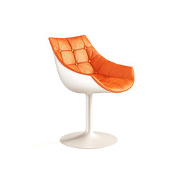 246 Passion | Visitors chairs / Side chairs | Cassina