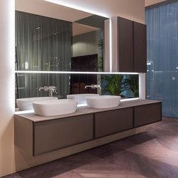 Bespoke | Meubles sous-lavabo | antoniolupi