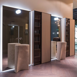 Bespoke | Armoires de salle de bains | antoniolupi