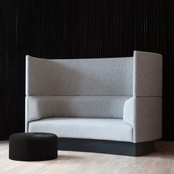 Impact sofa convertible | Divani lounge | GrapeDesign