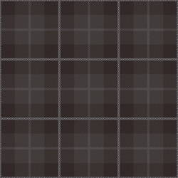 Tartan Black | TN6060B | Carrelage céramique | Ornamenta