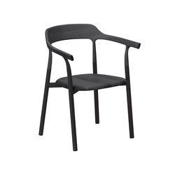 twig 01 comfort - 10E | Restaurant chairs | Alias