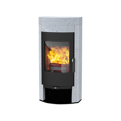 Imposa Rikatronic³ | with soapstone casing | Wood burning stoves | Rika