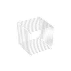 Panton Wire | white | Shelving modules | Montana Møbler