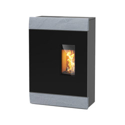 Roco MultiAir | with soapstone casing | Soapstone stoves | Rika