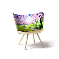 Embroidery Chair Spring | Chaises | Cappellini