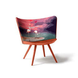 Embroidery Chair Summer | Stühle | Cappellini