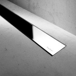 Modulo Basic Zero Chrome | Linear drains | Easy Drain