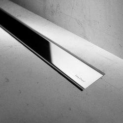 Modulo Basic Silver | Linear drains | Easy Drain