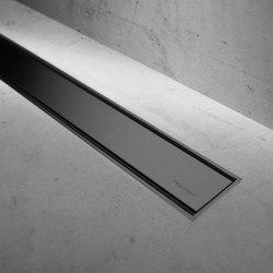 Modulo TAF Black Chrome | Duschabläufe / Duschroste | Easy Drain